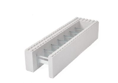 Thermowall Basement Wall Block - TH-47L