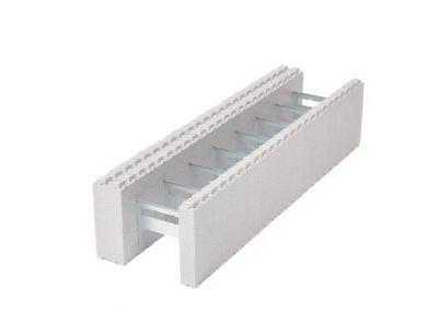 Thermowall Basement Wall Block - TH-48