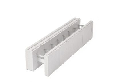Thermowall Standard External Wall Block - TH-16