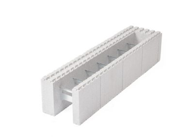 Thermowall Standard External Wall Block - TH-17L