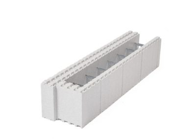 Thermowall Standard External Wall Block - TH-17RR
