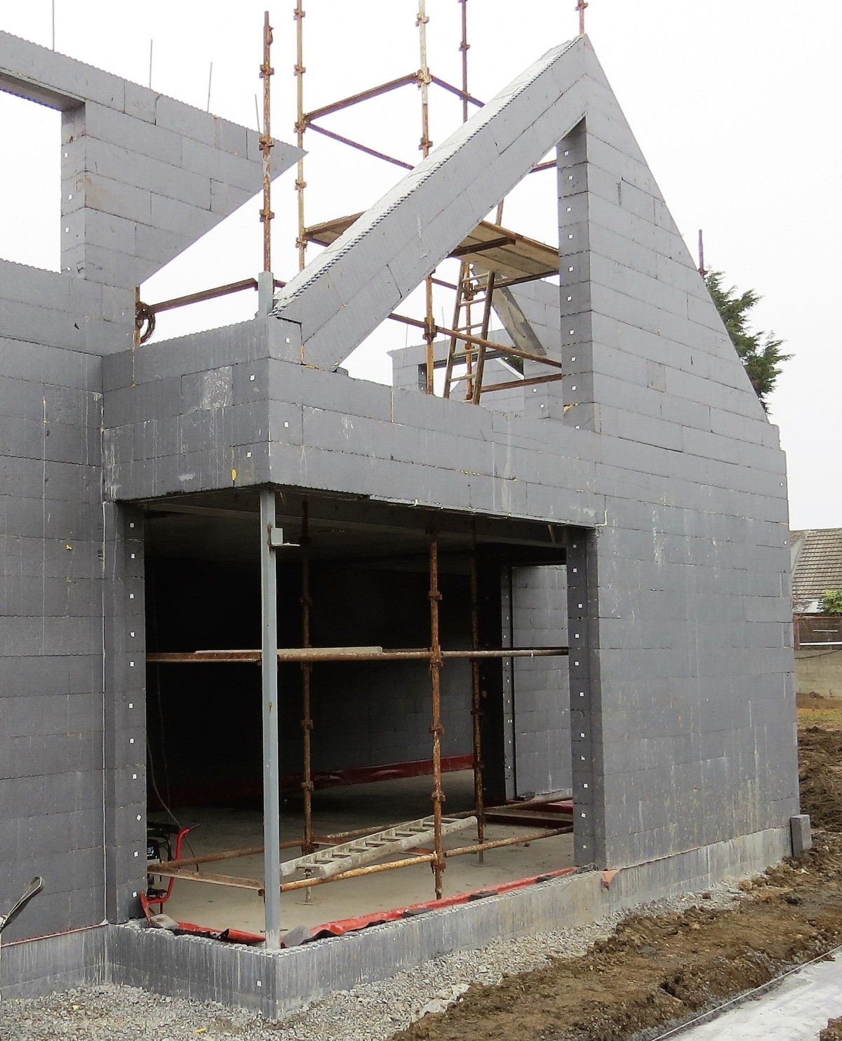 Thermowall Insulated Concrete ICF