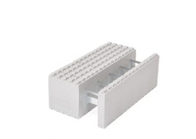 Thermowall Passive Platinum Wall Block - TH-22B