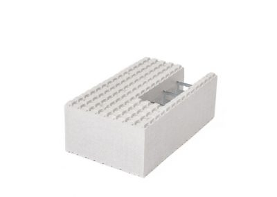 Thermowall Passive Platinum Wall Block - TH-23L-B