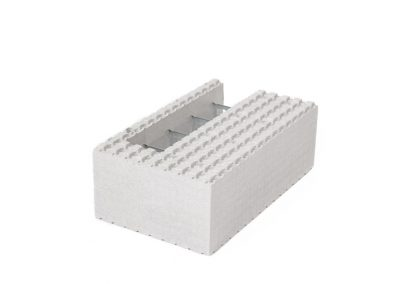 Thermowall Passive Platinum Wall Block - TH-25L-B