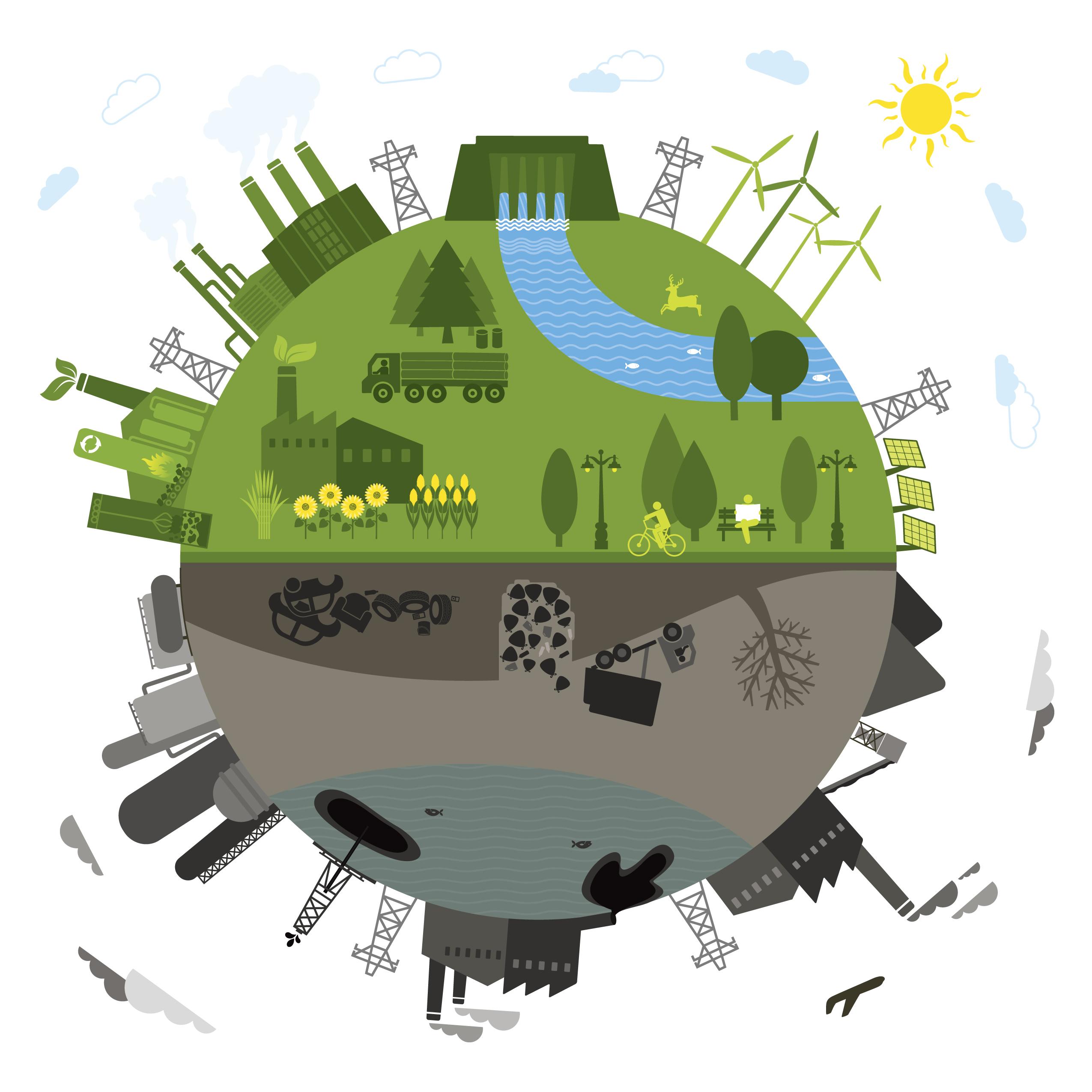 Renewable vs. Non-Renewable Energy - Thermohouse
