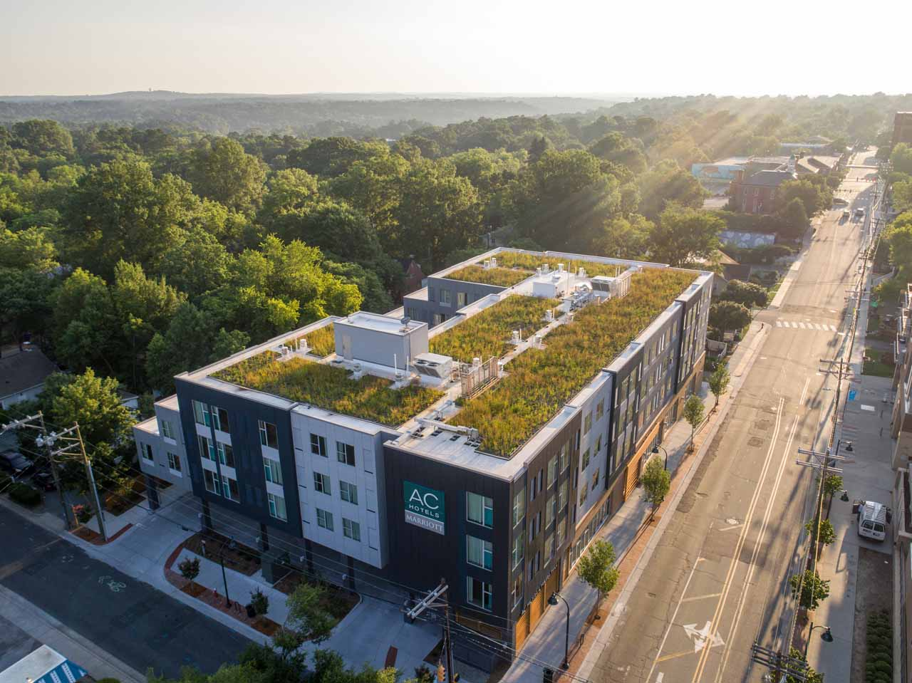 Your Guide To A Green Roof Green Roof Faq Thermohouse