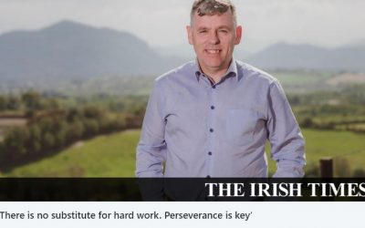 Irish Times – Inside Track: September 2019
