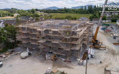 Update: Rapid Build Housing Development – Apartments