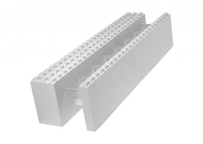 Thermowall Passive Gold Wall Block - TH-66