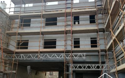 Update: Dublin – Newport Street Apartments