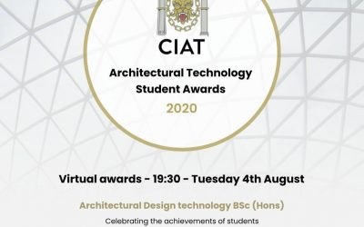 Thermohouse sponsor the Greater London Region CIAT Student Awards 2020