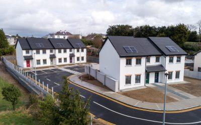 Completed Housing Development: Millstreet, County Cork